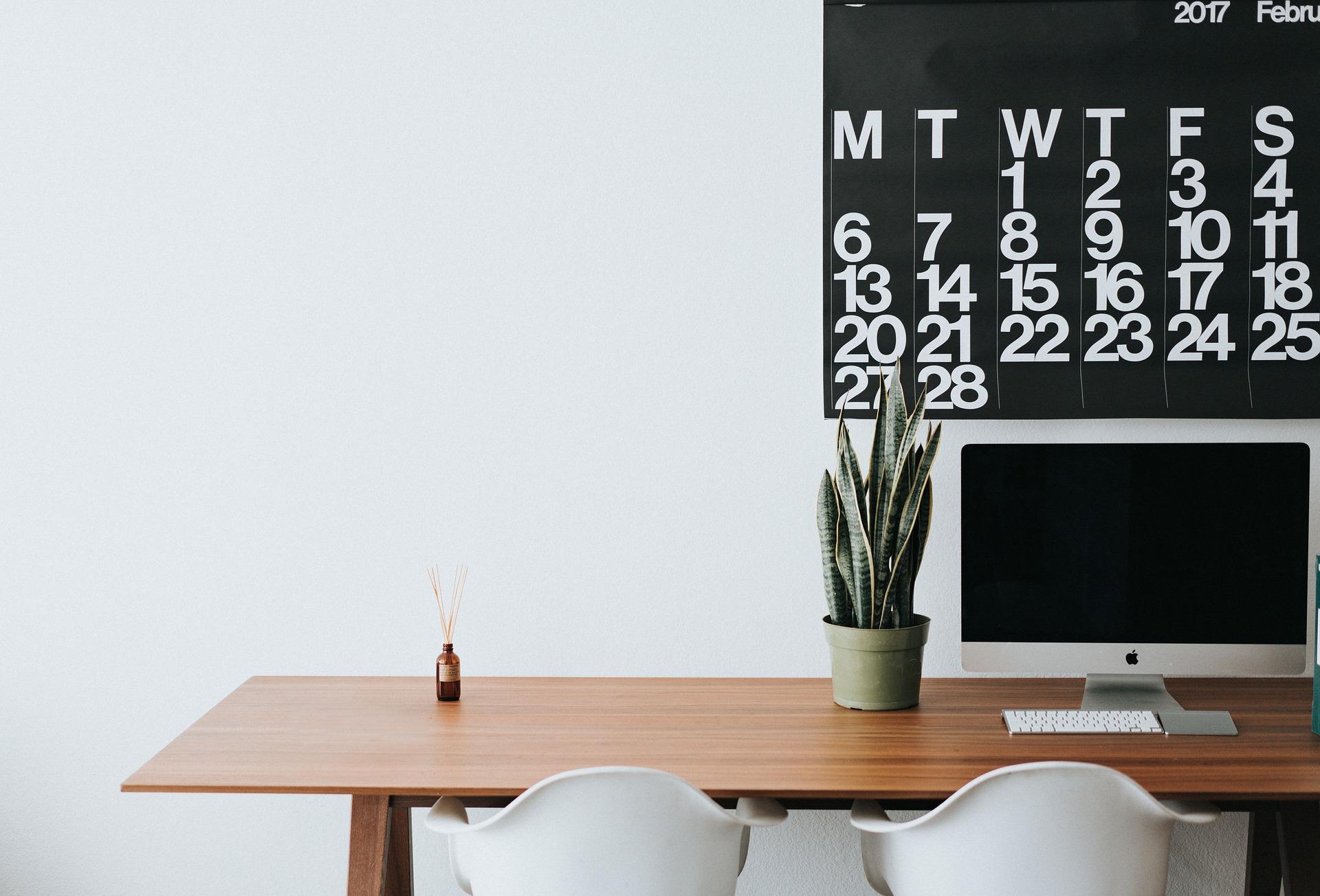 5 sposobów na zorganizowanie miejsca pracy